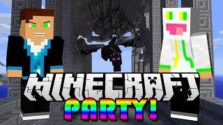 PAN ŚMIETANKA W AKCJI! | Minecraft Party #3 | Vertez & Pan Śmietanka