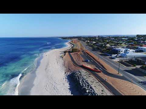 Beresford Foreshore Coastal Protection Works
