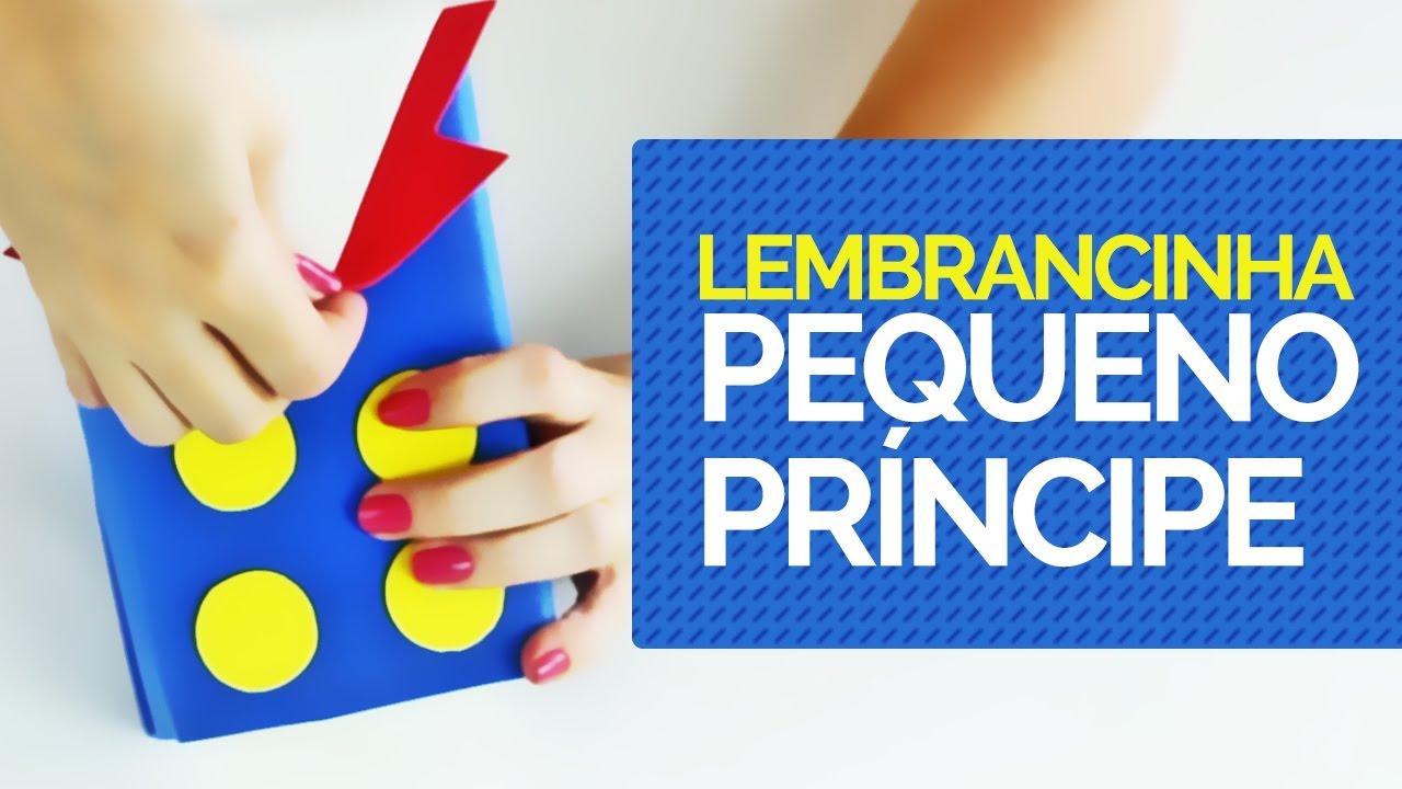 Lembrancinha Do Pequeno Principe Mochila De Caixa De Leite Youtube