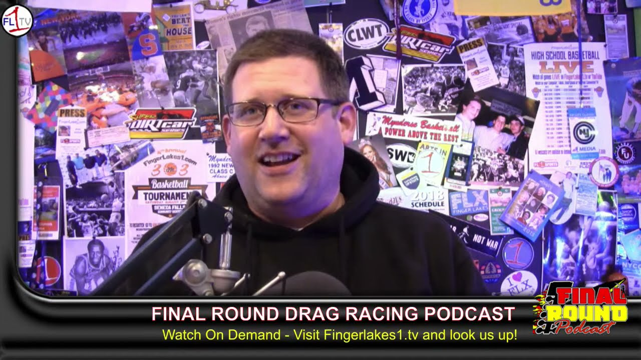 THE FINAL ROUND #091: IHRA Hot Rod World Champion Keith Mayers (podcast)