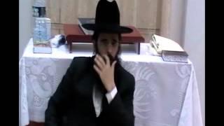 הרב יעקב בן חנן הרצאה בפתח - תקווה