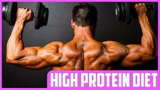 High Protein Diet, Resistance & Anaerobic Exercise and Energy Deficits, New Research