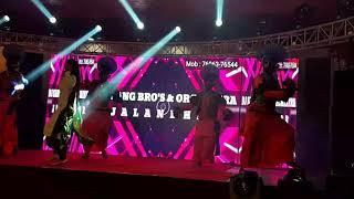 Hit Song Sachi Us Gabru Di Life Ban Jau by Akhil|Artist Dj Kang Bro's & Orchestra|Best Dj In Punjab