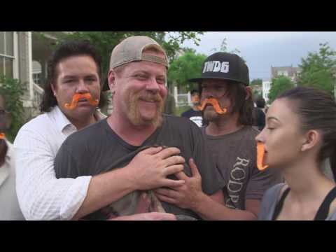 Thank you from Michael Cudlitz - The Walking Dead
