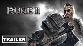 Трейлер, посвящённый богам, и дата выхода Rune 2