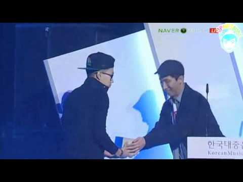 [ENG] 130228 Jay Park's Korean Music Award Acceptance Speech