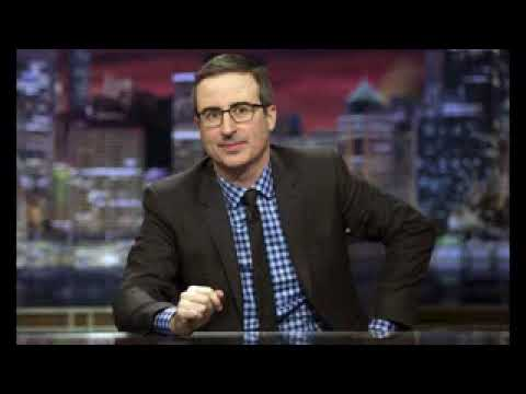 John Oliver goes in on Dustin Hoffman over allegatio
