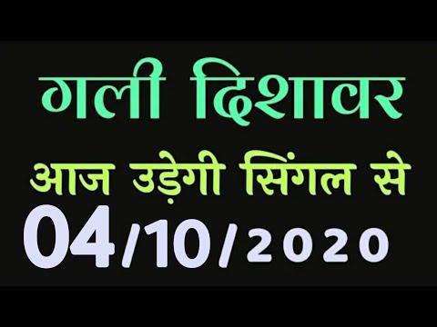 04-10-2020||Satta desawar||sattagali||satta king|| today satta number #gali #disawarbaba from YouTube · Duration:  20 minutes 4 seconds