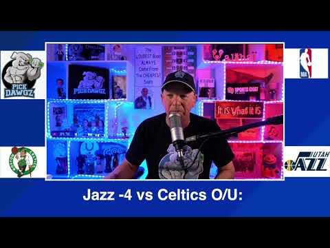 Utah Jazz vs Boston Celtics 2/9/21 Free NBA Pick and Prediction NBA Betting Tips