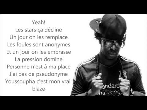 Youssoupha feat ayna ( On se connait paroles )