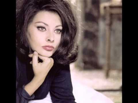 Movie Legends - Sophia Loren (Allure) - YouTube