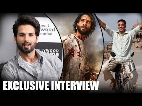 "Shahid Kapoor: ""It Is Very MAGNANIMOUS Of Akshay Kumar To…"" 