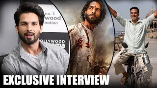 """Shahid Kapoor: """"It Is Very MAGNANIMOUS Of Akshay Kumar To…"""" 