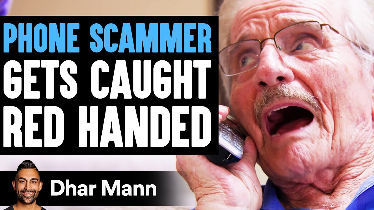 Download Phone SCAMMER Gets CAUGHT Red Handed, What Happens Is Shocking | Dhar Mann
