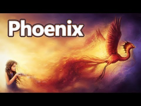 Phoenix: The Bird that is Reborn from Ashes - Mythological Bestiary #06 - See U in History