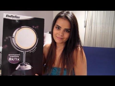 Review espejo luminoso con aumento babyliss 8438e youtube - Specchio babyliss 8438e ...