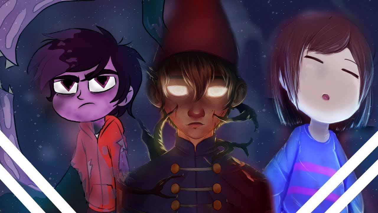 Gravity Falls Dipper Wallpaper Rap Dos Bad End Friends Marco Demo Beast Wirt Frisk