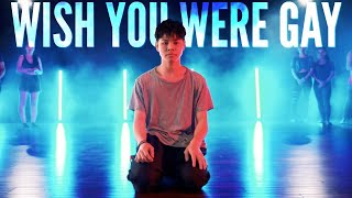 Sean Lew - Billie Eilish - wish you were gay - Dance Choreography by Erica Klein - #TMillyTV