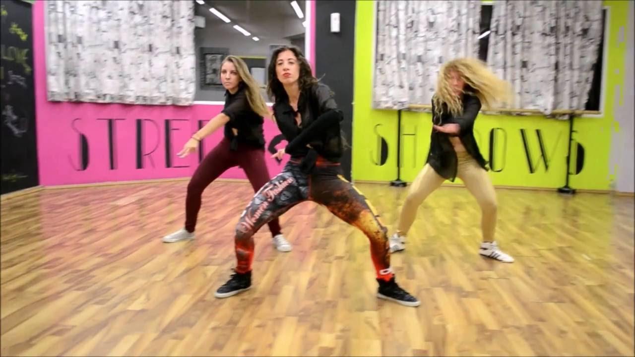 WYB Dancehall Choreo