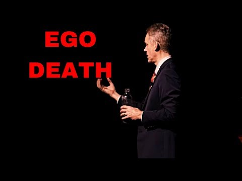 What's An Ego Death? (Jungian Psychology) - Jordan Peterson