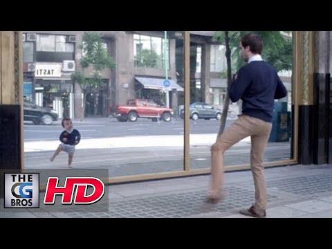"CGI VFX Spot : ""Baby & Me""  by - BETC"
