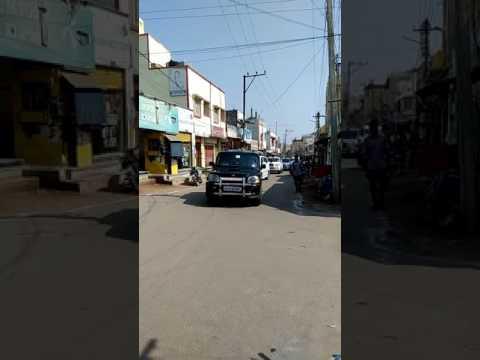 Baba fasiyudin deputy mayor convoy