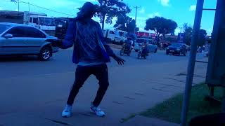 African Beauty freestyle Dance  Cover By Stevo Tabu