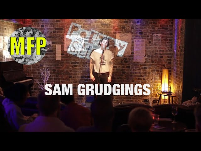 Choices - Sam Grudgings - Muddy Feet live from The Genesis Slam