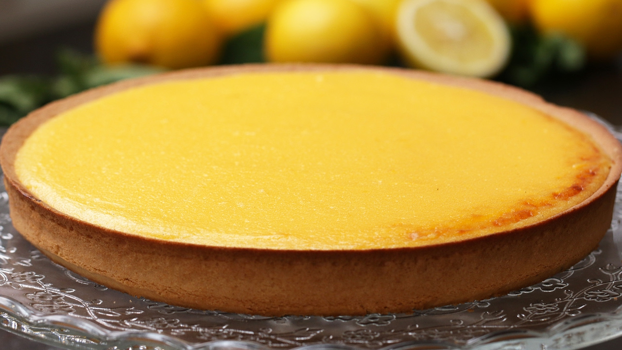 Lemon Tart Images