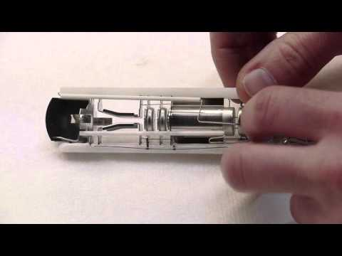 Cathode ray tube disassembly and explanation