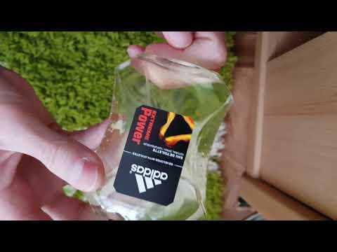 Adidas Extreme Power туалетна вода огляд / Unboxing Eau De Toilette / 4k UHD