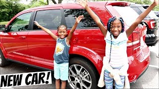NEW CAR, WHO DIS❓(I PRANKED MY MOM) 😱 | LACY'S FILES