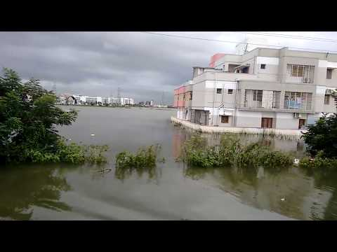 Chennai flood (Global Hospital)