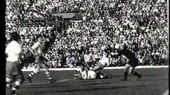 WM Endspiel 1962 Brasilien-Tschechoslowakei 3:1