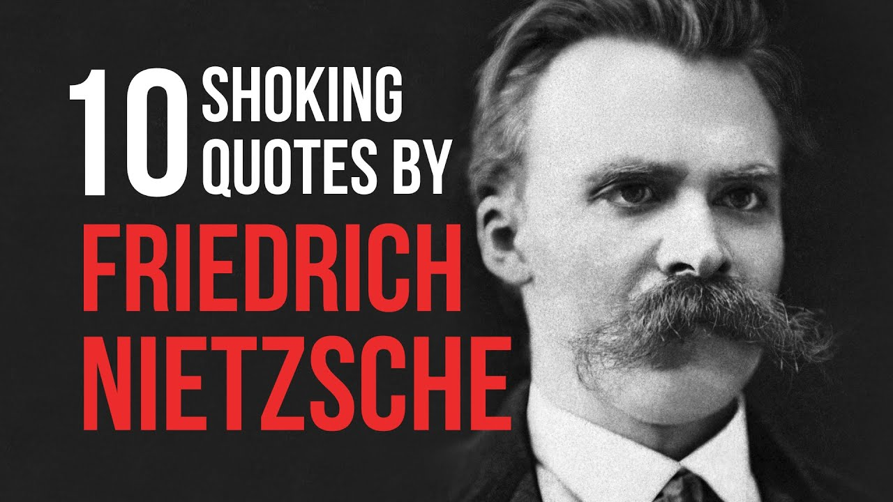 Friedrich Nietsche Quotes Life Madness Youtube