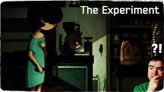 Зародыш крайне годной игры! ● The Experiment