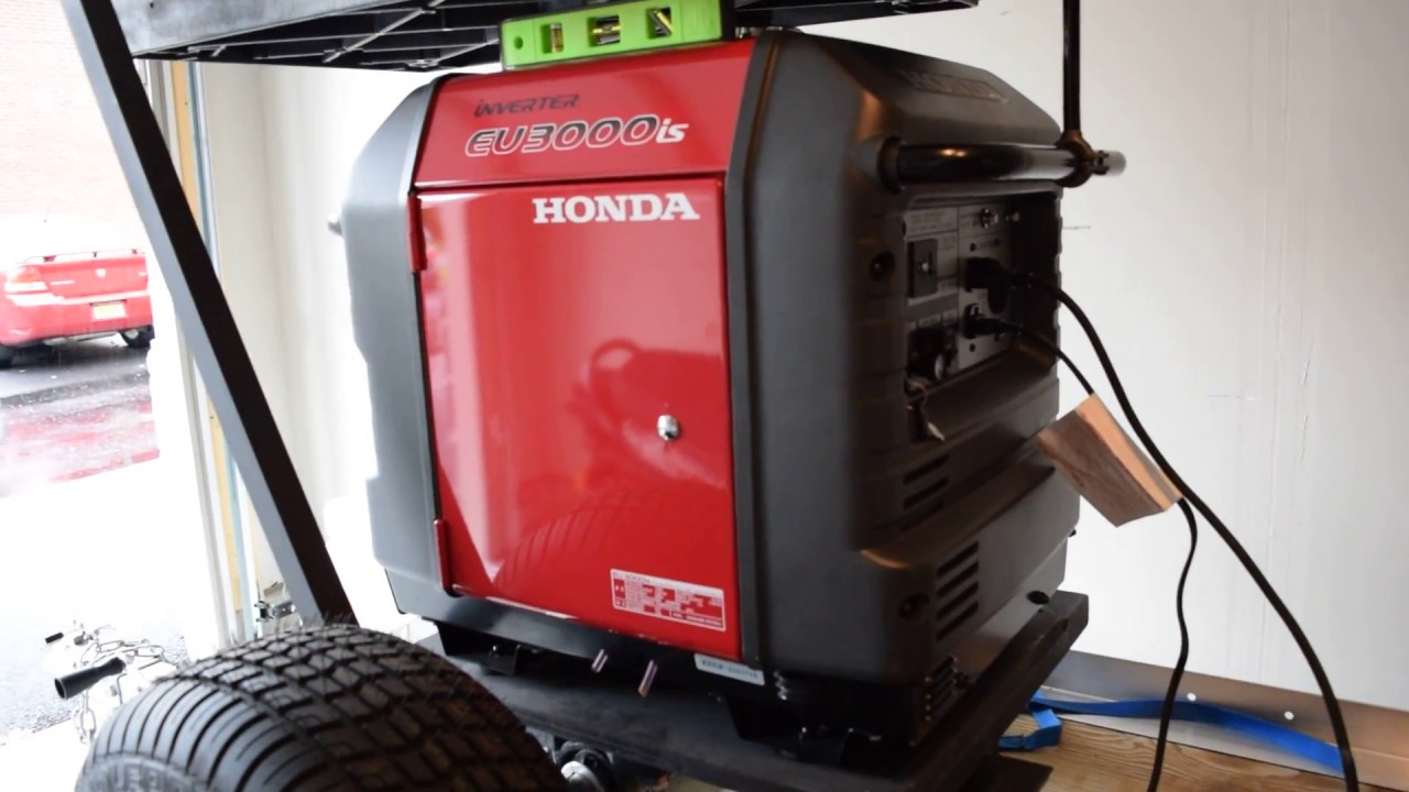 Honda Eu3000is Generator   Eco Mode Issues Part 2