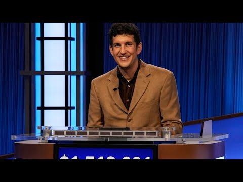 Matt Amodio Has Finally Been Dethroned As Jeopardy! Champion