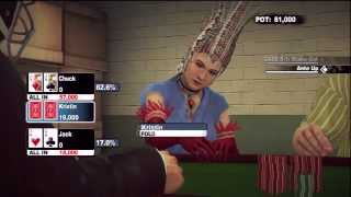 【PS3】Dead Rising 2 - Perfect Walkthrough - Part 40: Strip Poker! OH YEAH! [1/2]