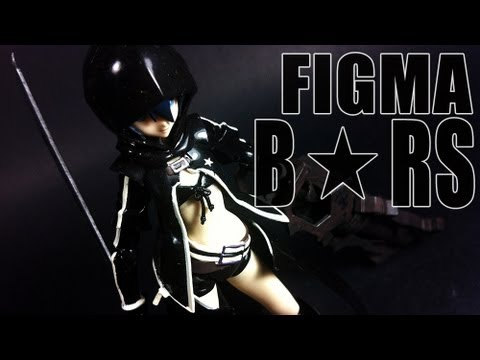 Figma Black★Rock Shooter TV Animation Ver. | REVIEW