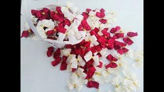 Свадебные букетики для гостей. / Wedding bouquets for guests