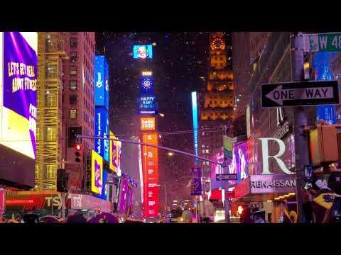 Ball Drop (Happy New Year 2020 From NY)