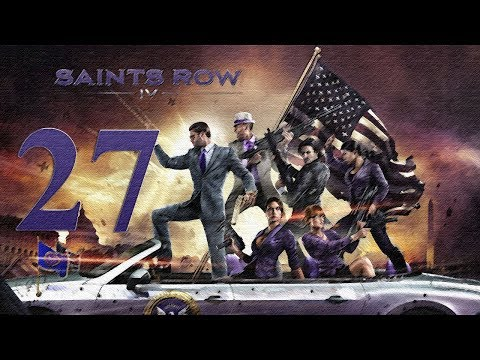 Saints Row IV Walkthrough/Gameplay HD - Anomalous Readings:  Super Power Fight Club - Part 27