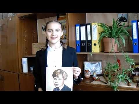 Изображение предпросмотра прочтения – АлександраКальчишкова читает произведение «Гой ты, Русь, моя родная!..» С.А.Есенина