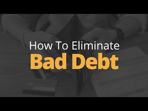 How to Eliminate Bad Debt | Phil Town