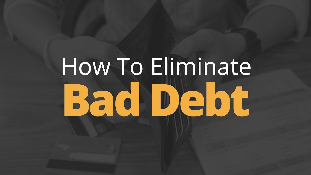 bad debt The credit entry reduces the receivable balance to nil as no amount is expected to be recovered from the receivable the debit entry has the effect of cancelling the impact on profit of the sales that were previously recognized in the income statement.