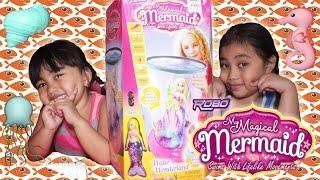 My Magical Mermaid Water Wonderland Play Set- Richly and Athena