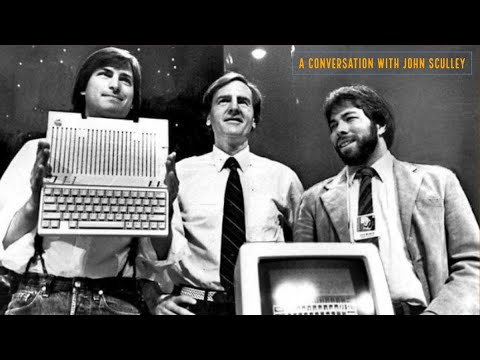 470: Why Former Apple CEO John Sculley In The Disruption Business