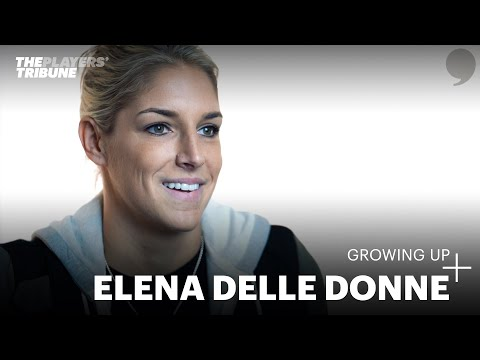 Elena Delle Donne on growing up, falling in love, and feeling ...