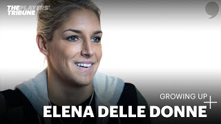 Elena Delle Donne on growing up, falling in love, and feeling comfortable in her own skin